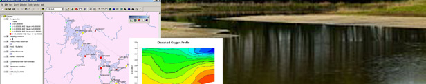 HGL's Data management and Analysis System for Lakes, Estuaries, and Rivers — DASLER™ — suite of integrated desktop applications provides all the necessary tools to manage, analyze, and report surface water quality data.